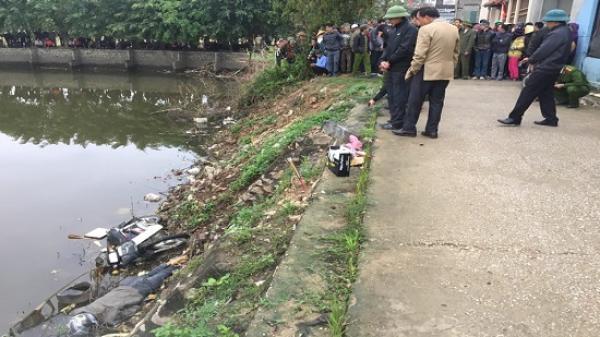 NÓNG: Phát hiện xác nam thanh niên nổi ven bờ sông ở Thanh Hóa