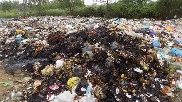 Báo động ô nhiễm môi trường khu vực nông thôn ở Thanh Hoá