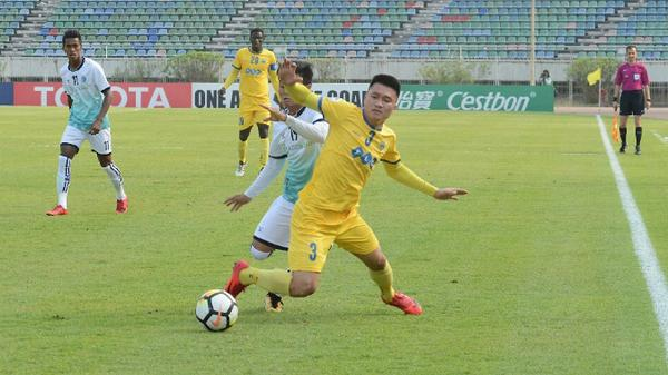 Thanh Hóa thua ngược Yangon United tại AFC Cup 2018