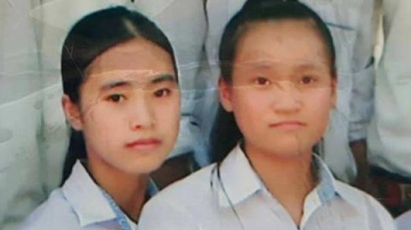 Hai nữ sinh mất tích ở Thanh Hóa: Con lên phố, bố mẹ đừng lo