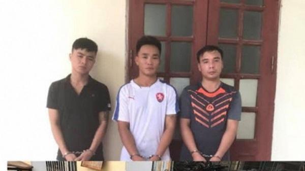 Thanh Hóa: Triệt phá nhóm trộm chuyên đột nhập từ mái nhà