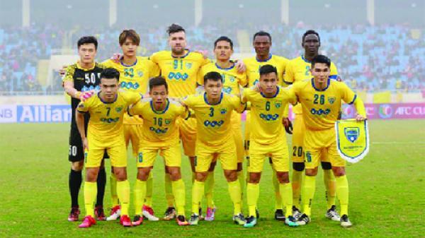 """FLC Thanh Hóa sẵn sàng chinh phục """"ngôi vương"""" tại V.League 2018"""