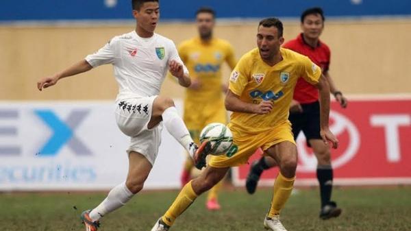 Thanh Hóa đối đầu với quân nhà bầu Hiển trong cuộc đua dành chức vô địch V-League 2018
