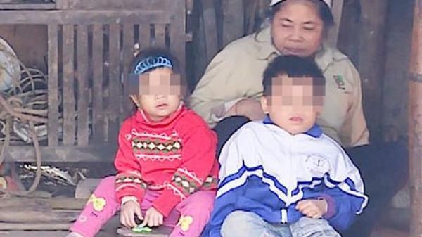 Thanh Hóa: Tương lai bất định của hai đứa trẻ trong 2 tháng mất cả cha lẫn mẹ