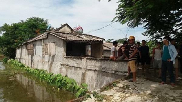 Thanh Hóa: Tá hỏa phát hiện thi thể người phụ nữ dưới ao bèo
