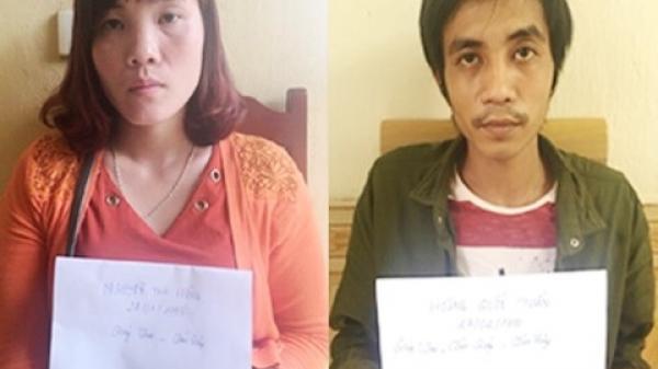 Thanh Hóa: 2 vợ, chồng tổ chức đưa lao động trái phép sang Trung Quốc