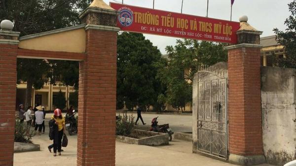 Thanh Hóa: Bé trai lớp 1 tử vong bất thường sau khi đi vệ sinh