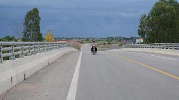 Đẩy nhanh tiến độ thi công đường Vành đai phía Tây TP Thanh Hóa