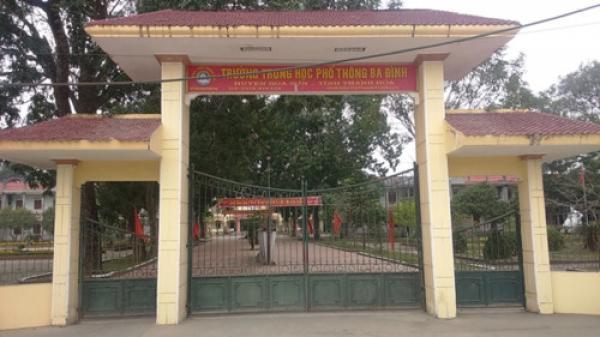 Thanh Hóa: Hiệu trưởng bị kỷ luật cảnh cáo vì cho học sinh nghỉ học để thầy cô đi giao lưu