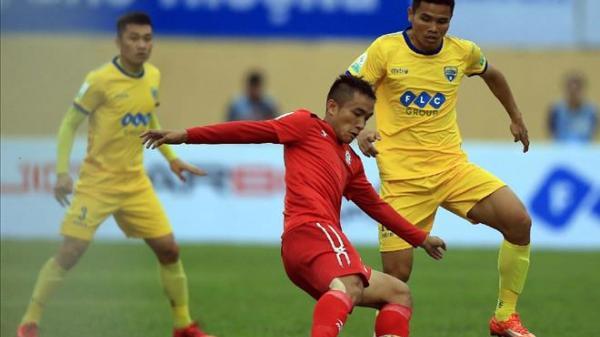Tiến Dũng kiến tạo, Thanh Hóa giành trọn 3 điểm trước TPHCM