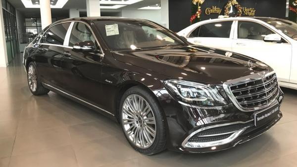 Mercedes-Maybach S450 đại gia Thanh Hóa tặng vợ có gì ấn tượng?