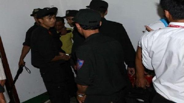Trọng tài trận HAGL - Thanh Hóa bị tấn công trong đường hầm