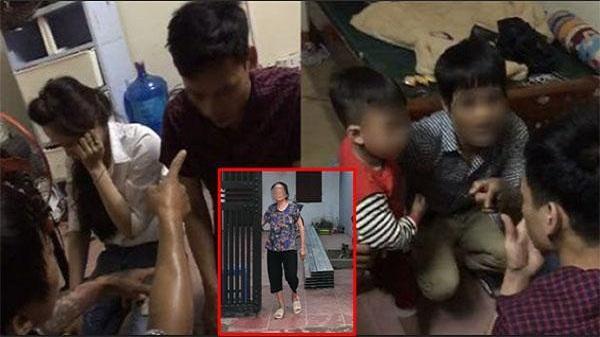 Bà chủ trọ lên tiếng vụ chồng đưa hai con ra bắt quả tang vợ ngoại tình