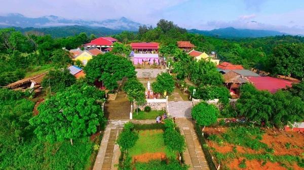 Mê mẩn trước vẻ đẹp khu du lịch sinh thái gắn liền với di tích Lịch sử - Văn hóa tại các huyện miền núi Xứ Thanh