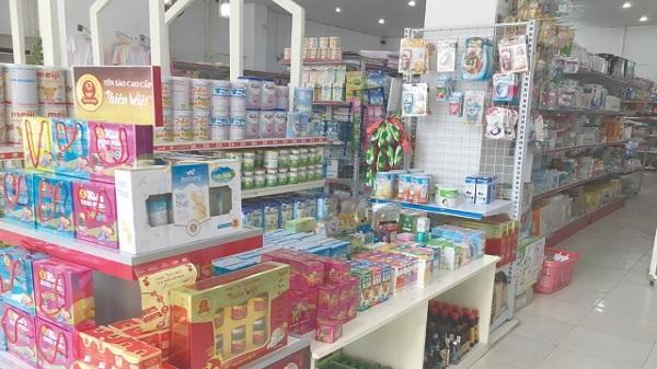 """Thanh Hóa: Nhập nhèm các sản phẩm """"xách tay"""" dành cho trẻ em"""