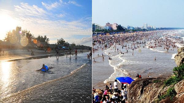 4 bãi biển đẹp hút hồn du khách ở xứ Thanh