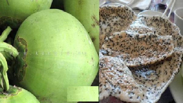Bánh tráng cùi dừa Hoằng Hóa – bánh tráng ngon nhất xứ Thanh
