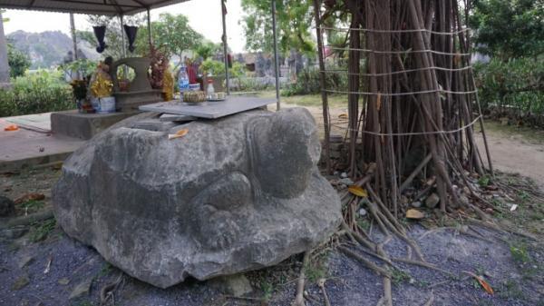 Thanh Hóa: Có một lăng mộ cổ kỳ bí giữa lòng thành phố