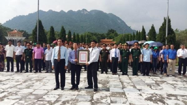 Đổi tên nghĩa trang liệt sĩ lớn nhất tỉnh Thanh Hoá