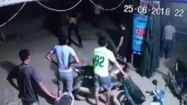 Thanh Hóa: Giải thích cảnh Trưởng Công an xã nổ súng ở quán bi-a