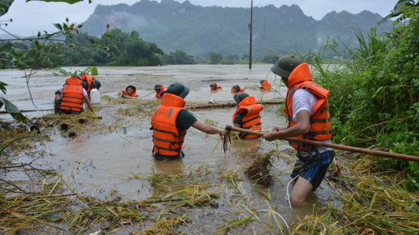 Nóng: Tìm thấy thi thể nữ sinh ở Tuyên Quang đi đánh cá cùng bà nội bị nước cuốn trôi mất tích nhiều ngày