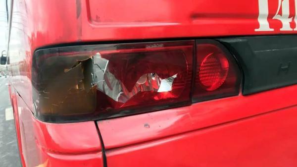Điều tra vụ nổ súng, đập phá xe khách chạy tuyến Cẩm Phả - Thanh Hóa nghi giành tuyến