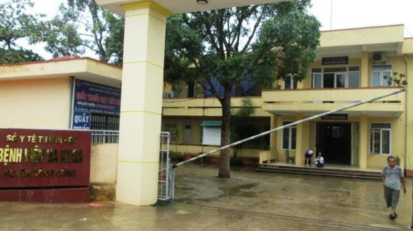 Thanh Hóa: Thêm một cái chết bất thường tại Bệnh viện Đa khoa huyện Nông Cống