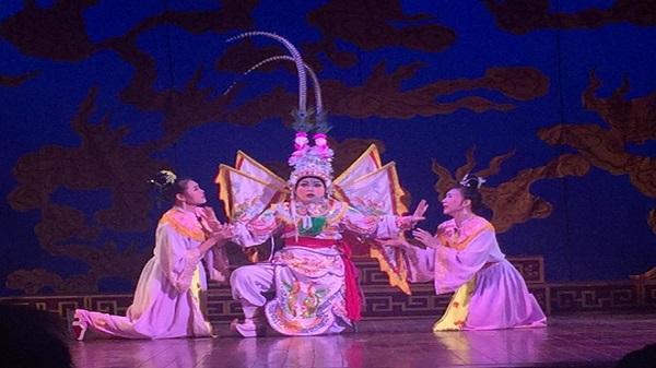 95 thí sinh dự thi tài năng trẻ sân khấu Tuồng, Chèo toàn quốc