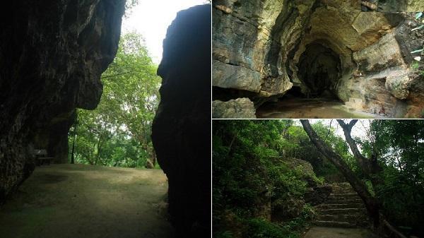 Du ngoạn khám phá hang Mắt Rồng kỳ bí ở Thanh Hóa