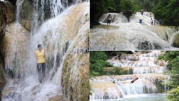 Những thác nước đẹp 'quên lối về' ở xứ Thanh nhất định phải đi trong 30/4 này