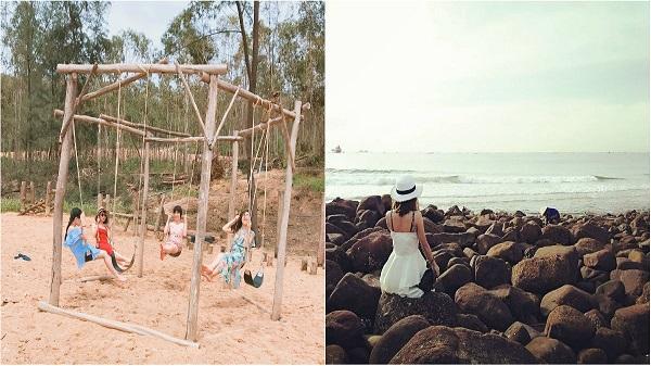 Những lưu ý 'vàng' cho cha mẹ khi đưa con nhỏ đến vui chơi ở Bãi Đông, Thanh Hóa