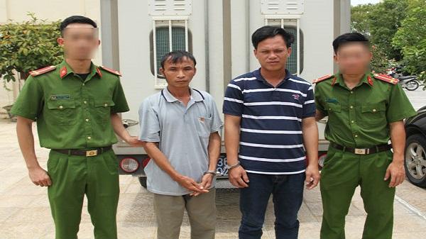 Thanh Hóa: Bắt 2 đối tượng trốn nã đặc biệt nguy hiểm