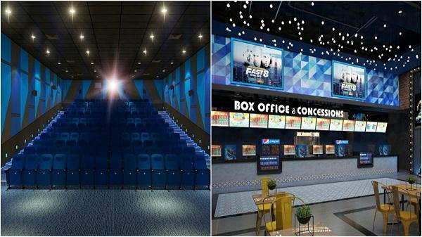 TIN HOT: Rạp chiếu phim đầu tiên tại Thanh Hóa chính thức được khai trương