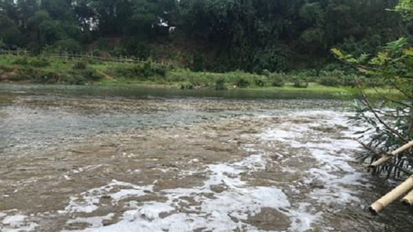Thanh Hóa: Đề xuất đình chỉ hoạt động của doanh nghiệp xả thải ra sông Âm