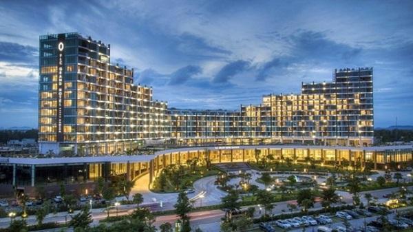 Thanh Hóa: Sắp khai trương FLC Grand Hotel Sầm Sơn