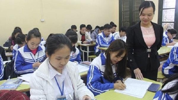 Thanh Hóa báo cáo việc tiếp nhận 3 giáo viên tỉnh ngoài