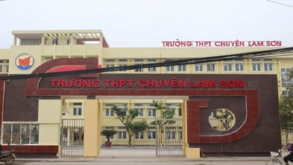 Chuyên Lam Sơn - cái nôi đào tạo, bồi dưỡng nhân tài xứ Thanh