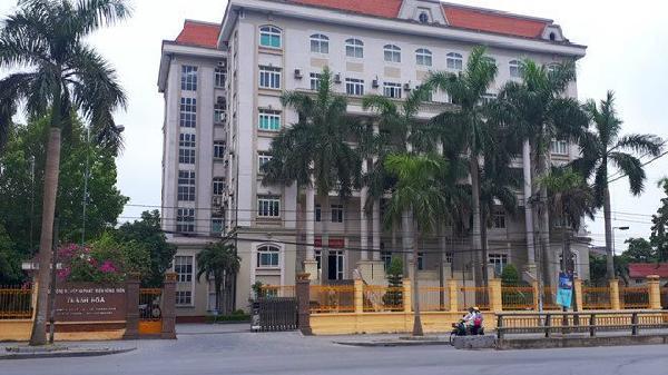 Thanh Hóa: Cựu Giám đốc sở bị cảnh cáo