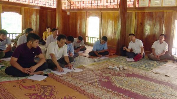 Thanh Hóa: Huyện Quan Sơn - khi cán bộ gần dân, sát dân và hướng về cơ sở