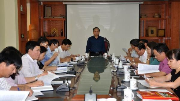 Thanh Hóa: Thường trực HĐND tỉnh giám sát công tác cải cách hành chính tại Sở Công thương