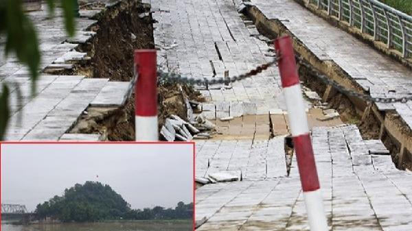 Sạt lở nghiêm trọng, đê kè trăm tỉ ở Thanh Hóa được sửa chữa khẩn cấp