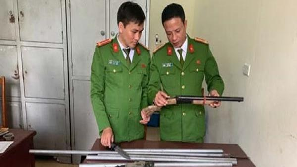 Vụ dùng súng hỗn chiến trong đêm ở Thanh Hóa: 3 đối tượng ra đầu thú