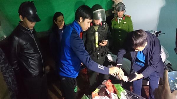 Thanh Hóa: Mua ma túy 180 triệu, mang đi tiêu thụ thì bị bắt giữ