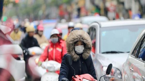 Tin thời tiết ngày 13/12: Nam Bộ 33 độ; Bắc Bộ rét đậm rét hại, có nơi 8 độ C
