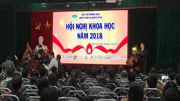 BVĐK tỉnh Thanh Hóa điều trị thành công bằng ứng dụng kỹ thuật hiện đại