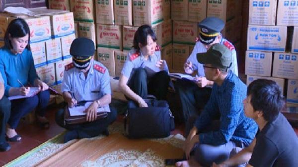 Thanh Hóa: Phạt nặng cơ sở sản xuất mắm tôm lạm dụng chất bảo quản