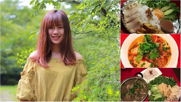 Cô gái trẻ xứ Thanh và hành trình mở cửa hàng ẩm thực Việt tại Nhật Bản