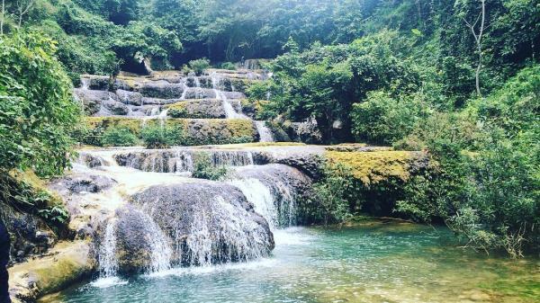 Ngây ngất trong những thác nước đẹp hút hồn nơi xứ Thanh