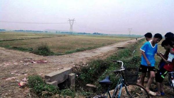 Thanh Hóa: Ra đồng buộc lúa lúc trời mưa, 1 người dân bị sét đánh tử vong