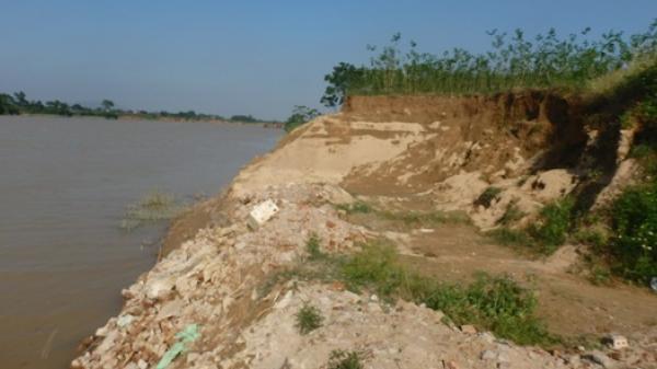Thanh Hóa: Chính quyền xã căng mình chống 'cát tặc'